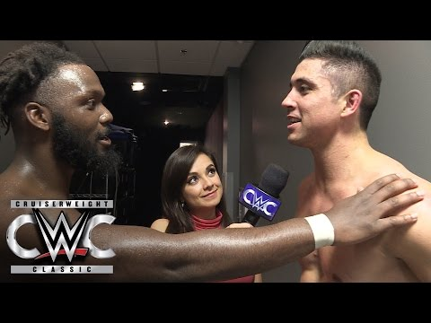 Are Perkins and Swann still friends?: CWC Exclusive, Sept. 7, 2016