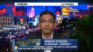 The Ed Show: Grilling Dinesh D'Souza
