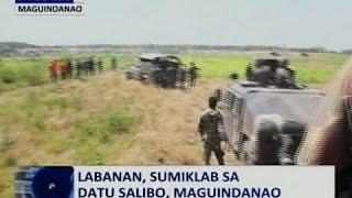Saksi: Video ng bagong bakbakan sa maguindanao