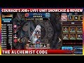 Download Video Download Courage's Level 91 Unit & Job+ Showcase (The Alchemist Code)【タガタメ】 3GP MP4 FLV
