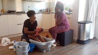 NIGERIAN NEWBORN BABY TRADITIONS