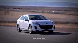 2013 Mazda3 — 4-Door Sedan iGT Walkaround | Mazda USA
