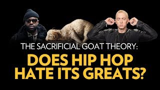 The Sacrificial GOAT Theory: Does Hip Hop Hate Its Greats?