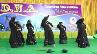 DNA-2016 - Kiliki Dance- Apoorva College