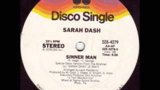 Sarah dash - Sinner man (1978) 12