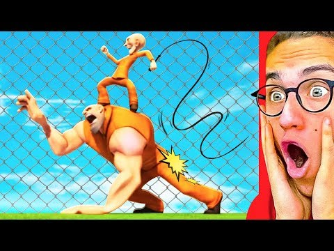 Reacting To THE FUNNIEST ANIMATIONS YOU WILL LAUGH