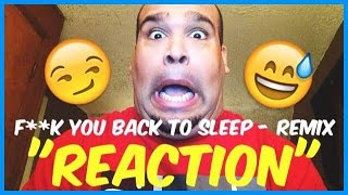 Chris Brown ft. Usher & ZAYN - Back To Sleep (Official Remix) REACTION