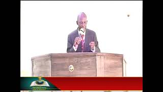 THE KINGDOM WITH THE WORD BY BISHOP GODSON KALU
