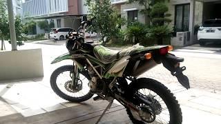 Kawasaki KLX 150BF SE AMA Series