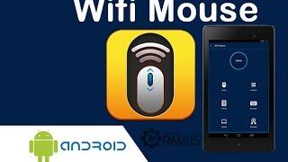 Transforme seu celular em um Wifi Mouse, teclado e joystick | http://professorramos.com