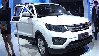 2016, 2017 Changan CX70 SUV is Ready for the Chinese car market