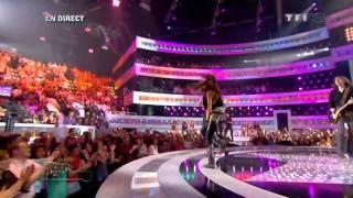 Miley Cyrus ft Joanna @Staracademy Paris. | MILEYCYRUS.FR