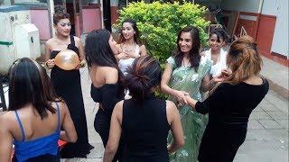 Kitty Party|| Hot Sunita Paneru and Archana Paneru||SAV