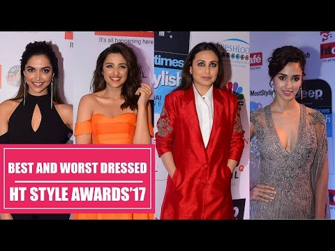 Xxx Mp4 Deepika Padukone Alia Bhatt Disha Patani HT Style Awards Best And Worst Dressed 2017 3gp Sex