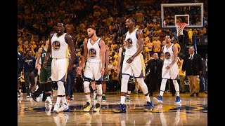 Golden State Warriors' Top 25 Plays of the 2016-2017 NBA Season