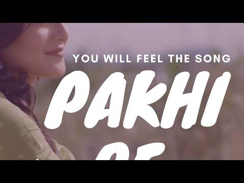 PAKHI RE BY NAHID AL AMIN  NEW BANGLA SONG 2019