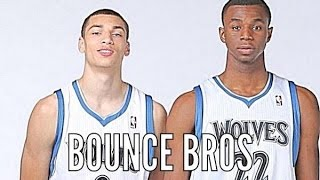 Zach Lavine & Andrew Wiggins Mix - Bounce Bros