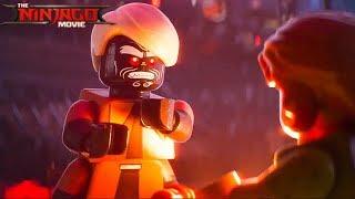 The Lego Ninjago Movie 'Disguise' Trailer Comic Con (2017) Animated Movie HD
