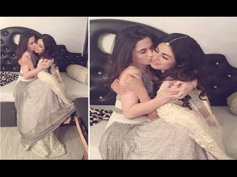 Xxx Mp4 Hot Sanjeeda Sheikh KISS Mouni Roy 3gp Sex