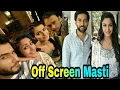 Download Video Download Latest Full Off Screen Masti of : Ishqbaaz Actor's 3GP MP4 FLV