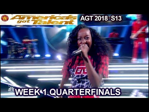 Xxx Mp4 Flau Jae 14 Yo Raps Let Downs Simon Says OUTSTANDING Quarterfinals 1 America S Got Talent 2018 AGT 3gp Sex