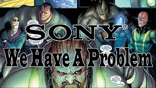 The Problem I Have With The Sinister Six Film