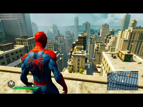 It's Spiderman! (Game Fails #133)
