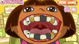 Dora At The Doctor - Dora the Explorer - Dora Game New Episodes 2015 HD