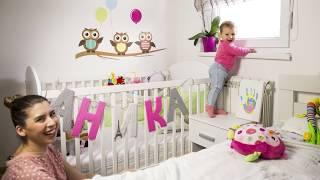 2 BRZE ideje za DEKORACIJU decje sobe - URADI SAM
