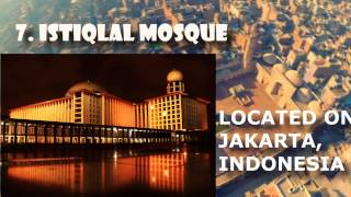 Top 12 biggest mosques in the world