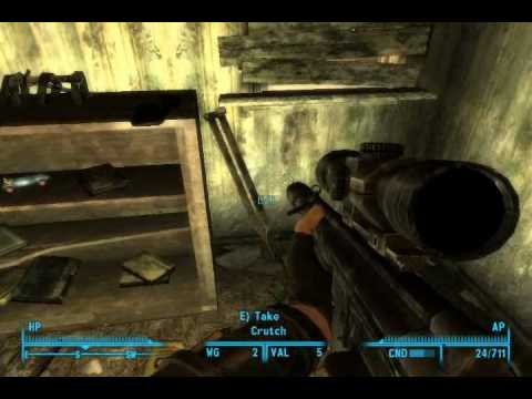 Get The Railway Rifle in Fallout 3 - PlayItHub Largest Videos Hub