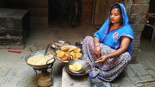 बनारसी तरीके से बनाएं ये स्वादिस्ट पकवान , Tasty INDIAN Village Cooking  By ANISHKA KA KITCHEN