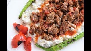Etli Ali Nazik Kebabı Tarifi - kolay ve pratik-