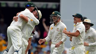 Zeros to heroes at the Gabba
