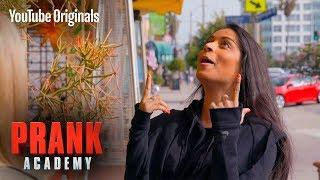 CRAZY RESTAURANT FIGHT PRANK!!! ft. LILLY SINGH | Prank Academy | Episode 7
