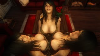 Skyrim Mod Review 75 - Slap Them Boobies - Series: Boobs and Lubes