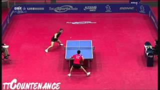 Austrian Open: Ma Long-Xu Xin