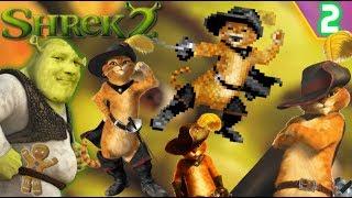 Puss in Bossfight - Shrek 2 (PC) #2