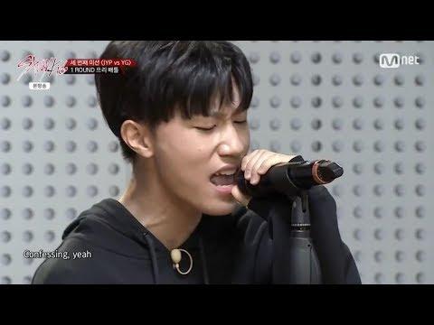 방예담 - 'There's Nothing Holdin' Me Back' ('Stray Kids'  YG vs JYP 프리 배틀)
