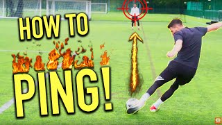 How to Ping   Amazing Football Tutorial   F2Freestylers
