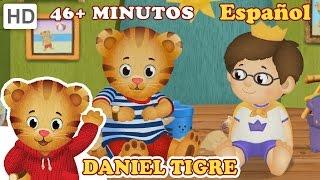 Daniel Tigre en Español - Descubriendo Sentimientos y Nuevas Emociones (Compilación de Clips HD)