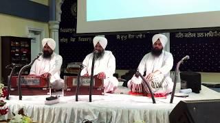Bhai Harcharan Singh ji Khalsa, Hazoori Ragi Jatha Darbar Sahib, Amritsar.
