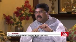 To The Point with Dharmendra Pradhan