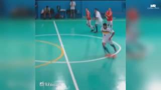 Melhores dribles de futsal