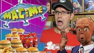 Mac and Me (1988) Cinemassacre Rental Reviews