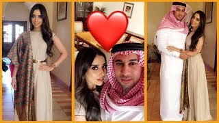 شاهد بلقيس فتحي تحتفل مع زوجها بالعيد واجواء رائعة