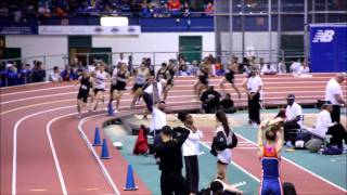 Edward Cheserek Running the Mile at New Balance Games