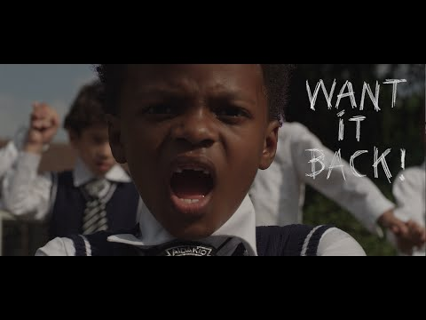 Guts - Want It Back (feat. Patrice) [Official Video Clip]