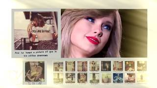 Taylor Swift 1989 Album Mashup