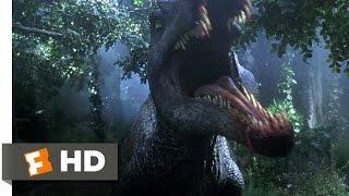 Jurassic Park 3 (2/10) Movie CLIP - Spinosaurus Attack! (2001) HD